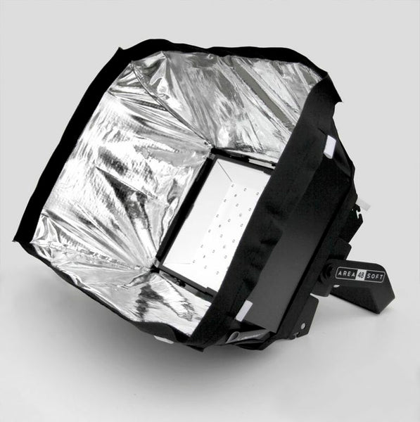 Area 48 LED DoP Choice 90 Degree Soft Box with Diffusion