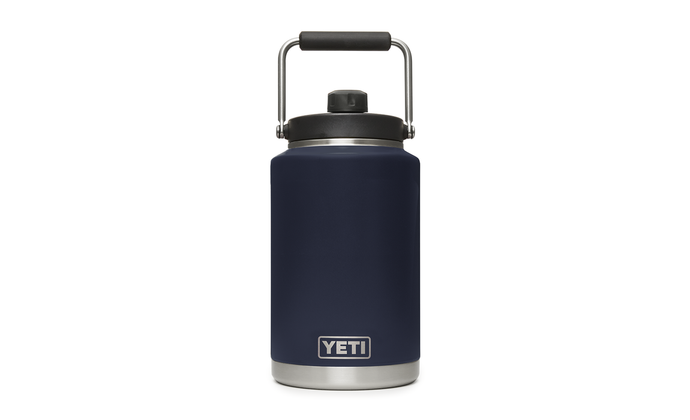 Yeti Coolers Rambler One Gallon Jug Navy