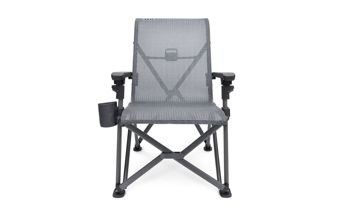 Yeti Coolers Trailhead Camp Chair Charcoal