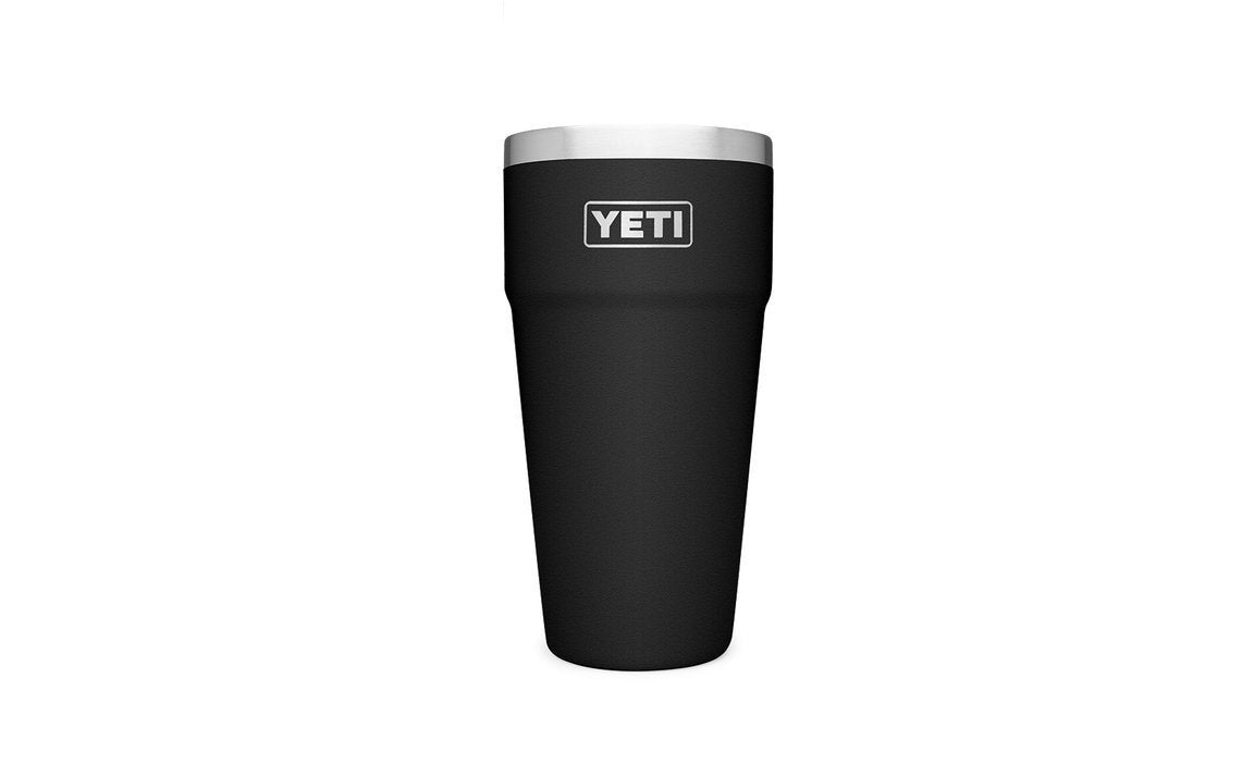 Yeti Coolers Rambler 26oz Stackable Cup Black