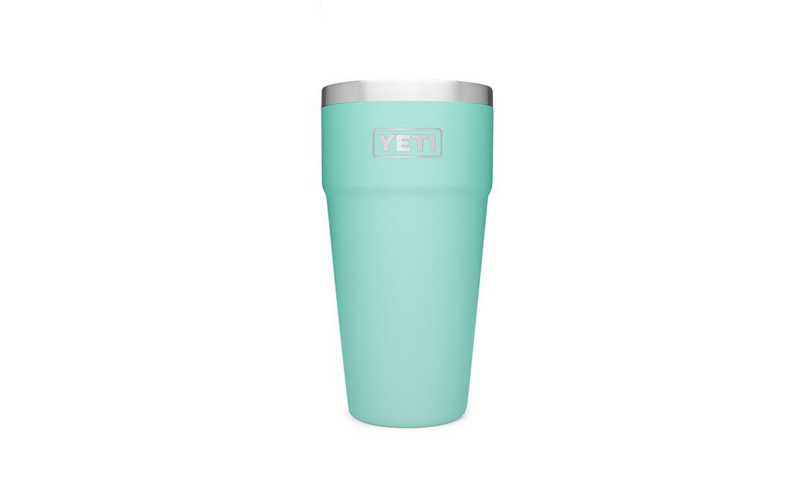 Yeti Coolers Rambler 26oz Stackable Cup Sea Foam