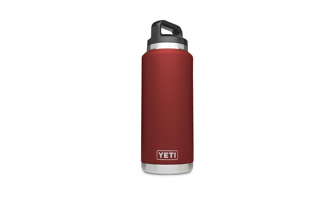 Yeti Coolers Rambler 36 oz Bottle Brick Red
