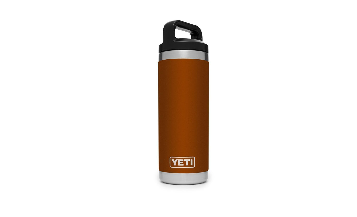 Yeti Coolers Rambler 18oz Bottle Clay