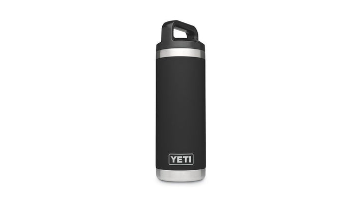 Yeti Coolers Rambler 18oz Bottle Black