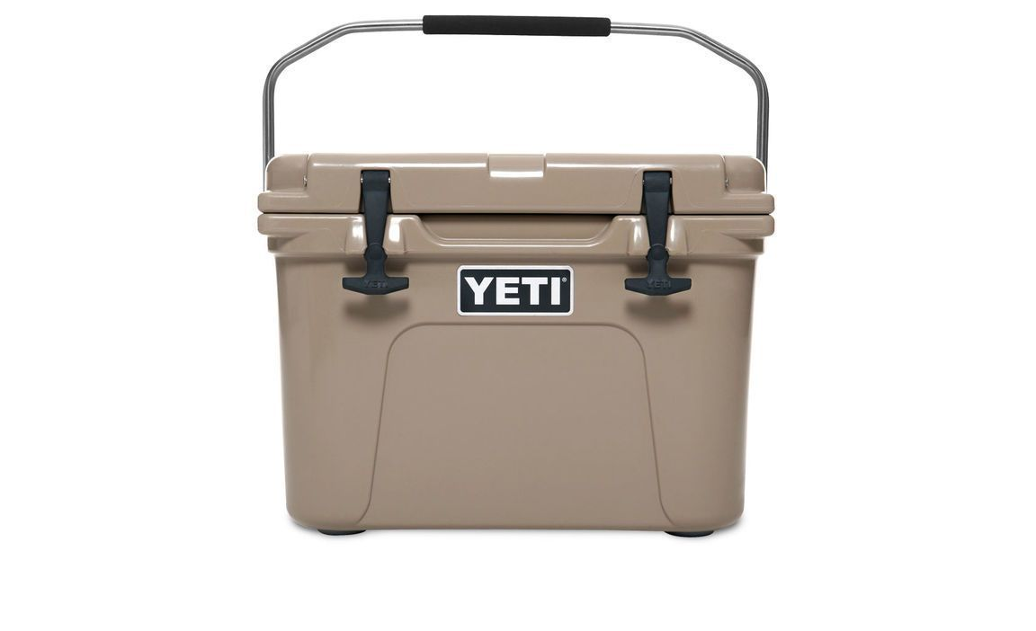 Yeti Coolers Roadie 20 Cooler Tan
