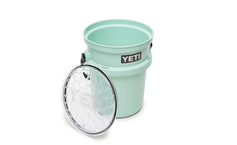 Yeti Coolers High and Dry Bucket Sea Foam