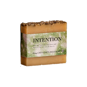 CBD Goat Milk Soap 40 mg