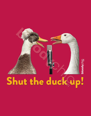 Shut the duck up!_Multi