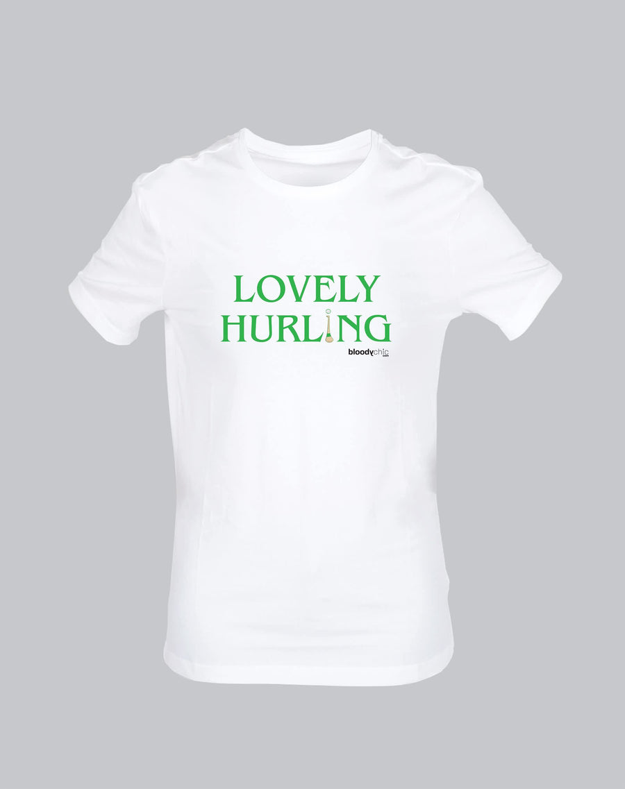 Lovely Hurling Sport GAA T-shirt