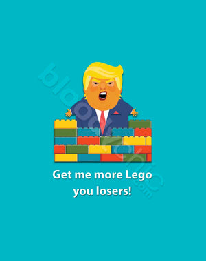 Trump Lego Wall_Multi