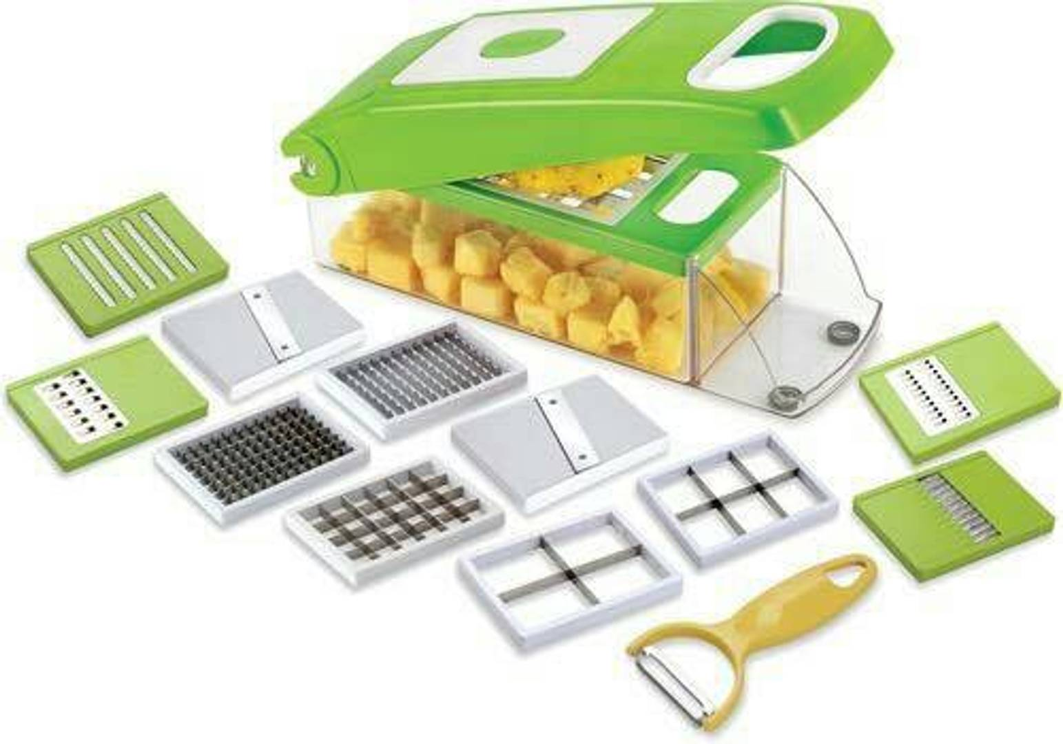 Vegetable And Fruit Cutter 12 in 1