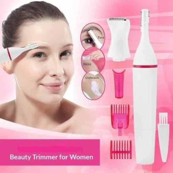 Baloory 5 in 1 Magic Shaver & trimmer