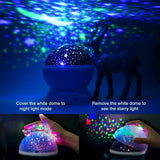 Starry Sky Night Light Projector - The Last Day 60% OFF