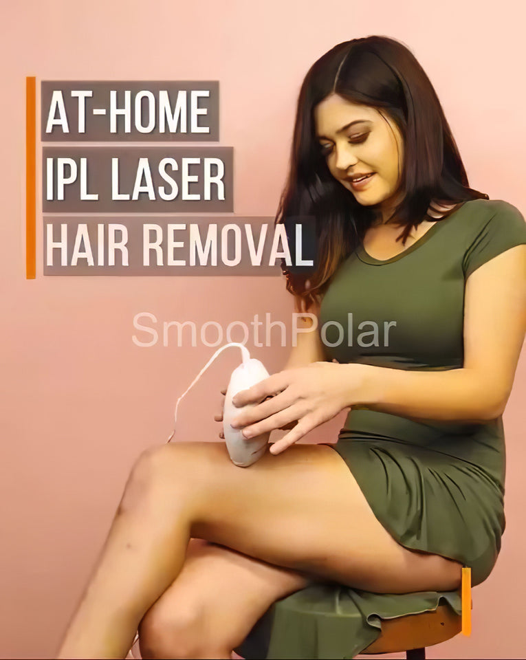 SoftSkinPro Permanent Laser Hair Removal at Home