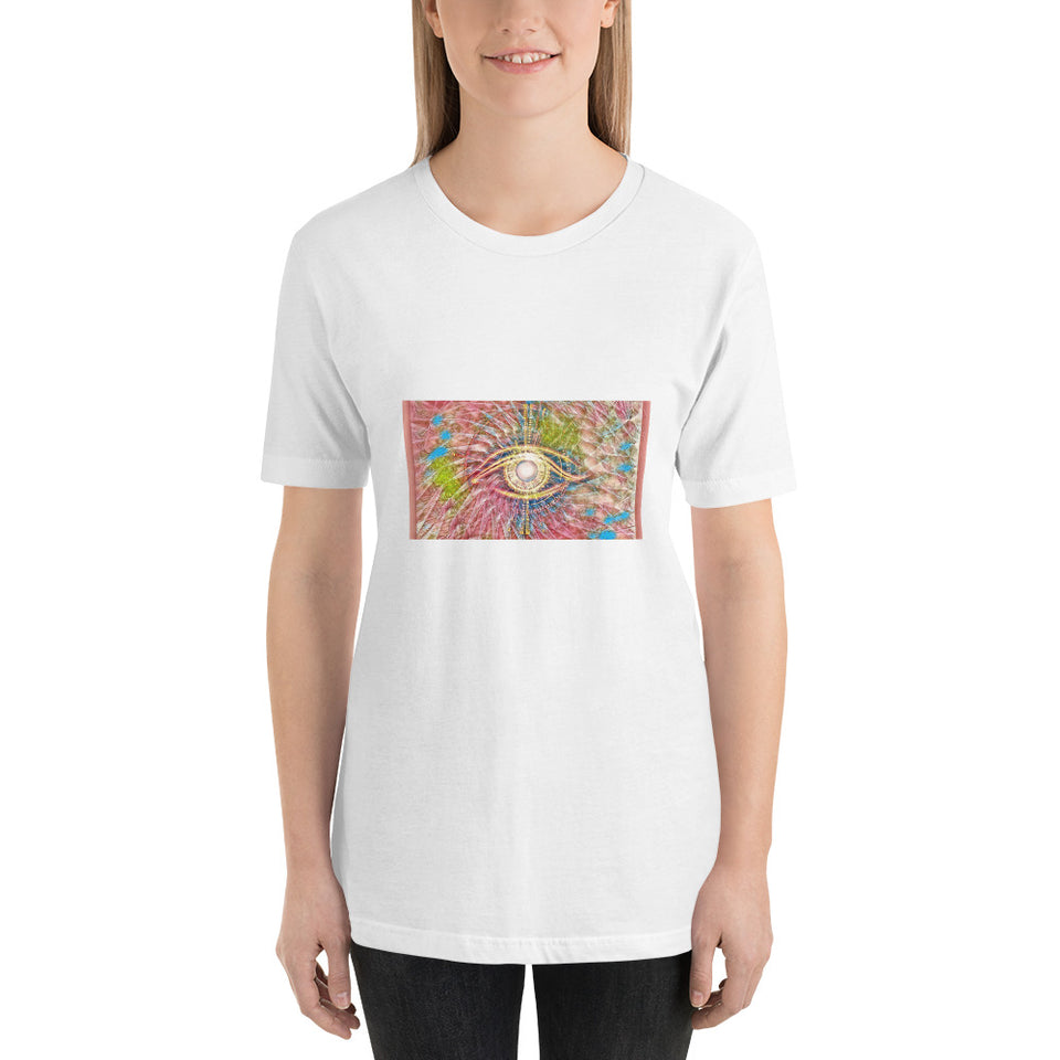 Pineal Eye Short-Sleeve Unisex T-Shirt