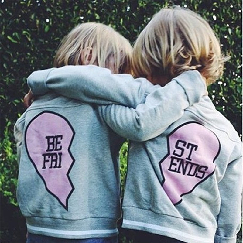 Best Friend's Matching Jackets
