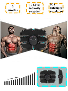 Automatic Abs  Fitness Trainer™