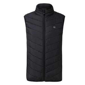 The Heated Vest USB Pro™