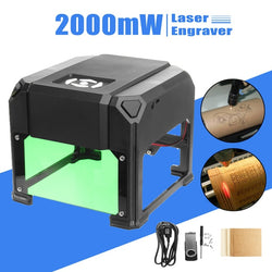 Laser Engraving Machine DIY 2000mw