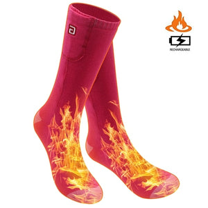 Electric Heated Socks Men