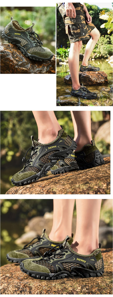 Turbo Quick Dry Breathable All Terrain Shoes