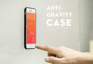 Anti gravity iPhone Case Black