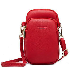 CrossyBag™ Crossbody Cell Phone Shoulder Bag