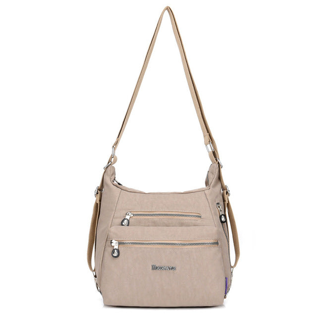 3-WAY Double Side Shoulder Bag