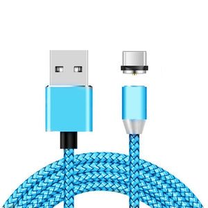 smoothpolar™  Round Magnetic USB Cable