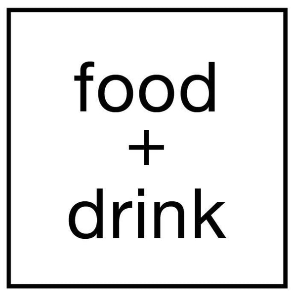 gift certificate to food + drink