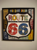 Route 66 Wall Box