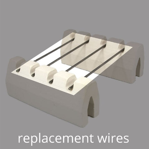 Small Bead Rack Wire Replacements (Set of 4)