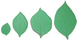 Dogwood Leaf Stamp Set