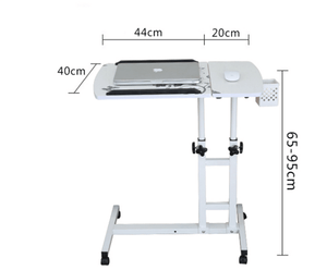 Foldable Computer Table Adjustable Portable Laptop