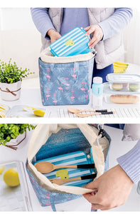 Thermal Waterproof Oxford Lunch Bag - AsSeenOnTheShow