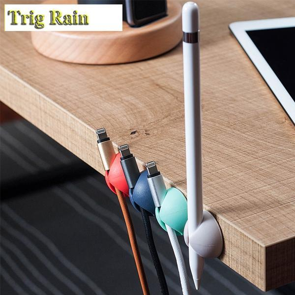 3 Pcs Round Cable Holder Protector Manage Management - AsSeenOnTheShow