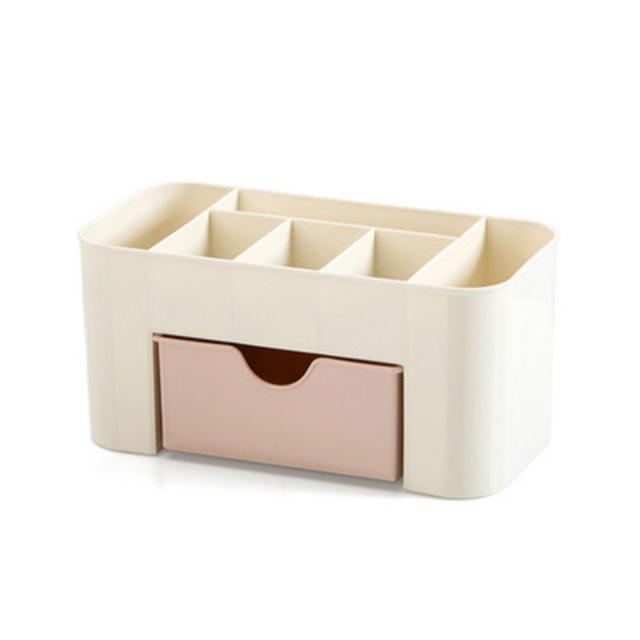 Cosmetic Storage Box Multifunction Desktop  Makeup Organizers - AsSeenOnTheShow