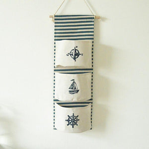 3 Pockets Wall Hanging Storage Bag - AsSeenOnTheShow