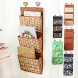 3 Pockets File Wall Hanging Organizer Storage - AsSeenOnTheShow