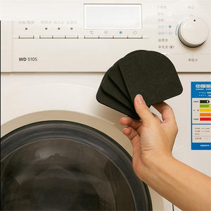 4pcs Washing Machine Anti-Vibration Pad Mat - AsSeenOnTheShow