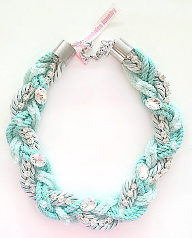 sweet mint necklace