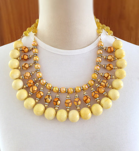 The sunkissed necklace