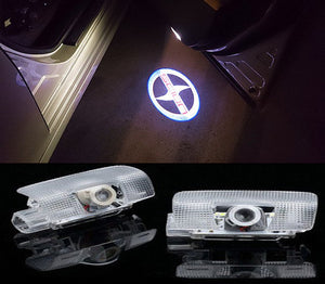 Toyota FT86 GT86 GTS Scion logo welcome door light projector plug and play
