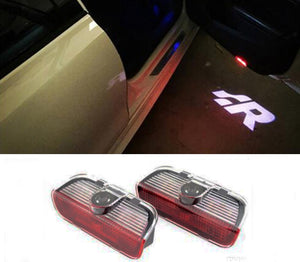 volkswagen vw R line welcome door light projector led laser plug and play