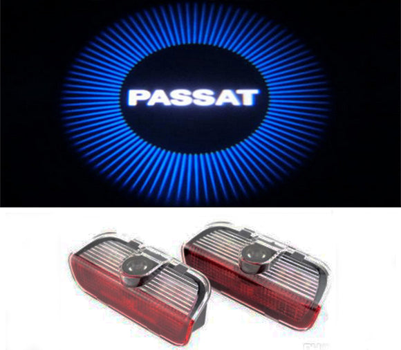 volkswagen vw passat b6 b7 b8  welcome door light plug&play