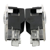 2x Audi door light (plug&play)