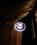 bmw logo courtesy door led light projector e90 e91 e92 e93 f30 f31