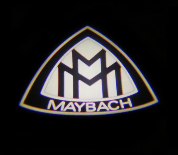 MAYBACH logo door light projector laser led plug and play 1 year warranty