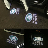 land rover logo door light projector laser led plug&play range rover sport discovery evoque