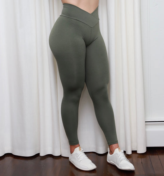 SUBLIME- SAGE LEGGINGS